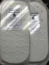 Colchón de seguridad para Chicco 4in1 Abrazo Bebé Cuna Colchón De Espuma + Funda con cremallera
