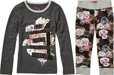 Vingino Schlafanzug/Pyjama WINONA-Set dark army NEU reduziert versch. Größen