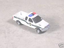 N Scale 1998 Dodge Ram Border Patrol Pickup Truck