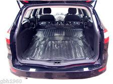 3pc rubber boot load liner dog mat bumper protector Ford Mondeo Estate Mk4 IV