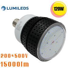 480Volt 347V LED Corn Bulb Workshop Garage High Bay 50W~120W Replace 400W MH HPS