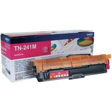 Genuino Brother tn-241m (TN241) MAGENTA CARTUCHO DE Tóner Impresora láser