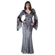Medieval Costume Adult Renaissance Maiden Halloween Fancy Dress