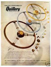 A.Agostini-QUILLERY-volante antivibrazione-1950.