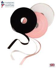 Satin Ballet Ribbon. Pink ,White or Black 2.25m long , enough for 1 pair shoes