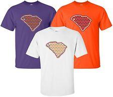 """Clemson Love"" T-Shirt sz S-4XL clemson tigers football upstate south carolina"