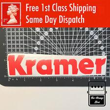 "KRAMER Guitar Logo 6"" Inch Decal Vinyl Project Sticker Case"
