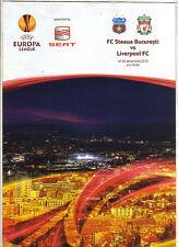 Orig.PRG    Europa League 10/11   ST.BUCAREST - FC LIVERPOOL