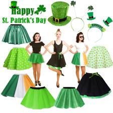 St Patricks Day Costume Ireland Costume Irish Dublin Hen Do Costume ADULT