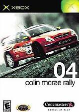 Colin McRae Rally 04 (Microsoft Xbox, 2004) Complete Tested