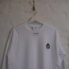 Pulp Fiction X Mia Wallace cocaína Tarantino Blanco Manga Larga Camiseta Camiseta