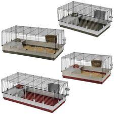 Ferplast Cage pour Lapins Krolik L/XL Maison de Lapins Animaux Multicolore