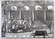 Kaiser Titus Flavius Domitianus Oration vom Sterben/Tod, nackte Knaben Domiziano