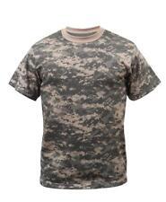 T-Shirt ACU Digital Camo Military Digital Camouflage Rothco 6376