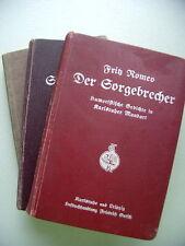 3 Bände Sorgebrecher + Sonneblume + Allem vor der Humor Karlsruhe Mundart