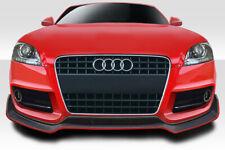08-15 Audi TT TKR Duraflex Front Bumper Lip Body Kit!!! 113522