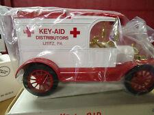 KEY-AID DISTRIBUTORS #1 1913 FORD MODEL T BANK ERTL #9175