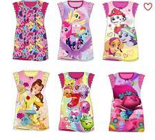 Le Ragazze Camicia Da Notte Camicia da notte Disney personaggio dei cartoni animati