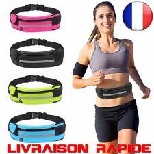 Ceinture Ventre Sac Fitness Sport Accessoires Course  Étanche Portable Jogging