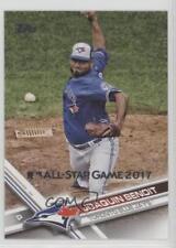 2017 Topps All-Star Game #115 Joaquin Benoit Toronto Blue Jays Baseball Card