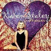 Fearless * by Karen Staley (CD, Nov-1998, Warner Bros.) SEALED NEW