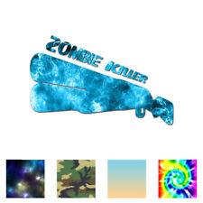 Zombie Killer Shotgun - Vinyl Decal Sticker - Multiple Patterns & Sizes - ebn770