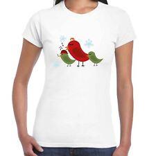 FEMMES OISEAUX chanter Noël T shirt