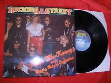 "RUTH MC KENNY. Rare Lp ""Rocking in the street""  Monopole. ROCK'N'ROLL 70'S"