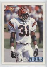 1993 Bowman #312 Darryl Williams Cincinnati Bengals Football Card