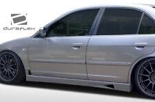 2001-2005 Honda Civic 4DR Duraflex R34 Side Skirts-2 Piece Body Kit