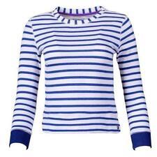 Rupert /& Buckley Flaxpool Jersey Sweatshirt Top 6-14 BNWT RRP £38.94 Navy Stripe