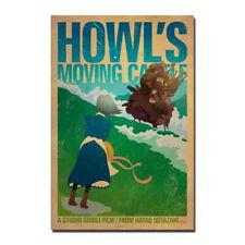 138124 Spirited Away - Hayao Miyazaki Cute Japan Movie Wall Print Poster AU