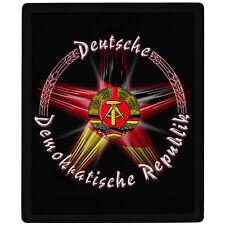 (22607) Mousepad Unterlage - Ostalgie • DDR • DT. DEMOKRATISCHE REP. •