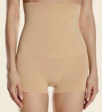 Helpful Heavenly Shapewear 1x Womens Beige Waist Shaper Cincher Boning Plus Shapewear