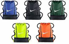 New Nike Brasilia 7 Gymsack Tennis Cycling Running Hiking Backpack BA5079