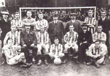 WEST BROMWICH ALBION FOOTBALL TEAM PHOTO>1911-12 SEASON