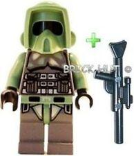 LEGO STAR WARS - KASHYYYK SCOUT TROOPER Ep.3 + GIFT - BESTPRICE - 7261 - NEW