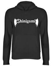 Shinigami Dios de la muerte japonés Sudadera con Capucha para Hombre Mujer Damas Unisex