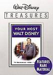Your Host, Walt Disney (DVD, 2006)