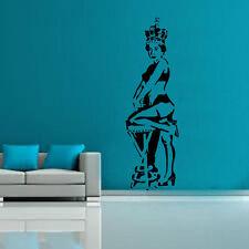 Queen Of Sex Decal Vinyl Wall Sticker