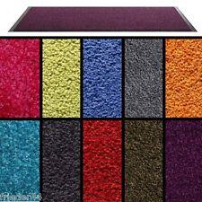 Schmutzfangmatte 60x180 Twister 10 Farben uni Sauberlaufmatte Türmatte Polyamid