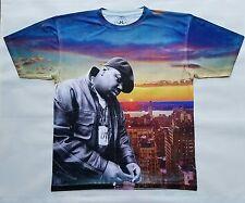 Notorious BIG The city is mine T Shirt brooklyn galaxy legend bred badboy