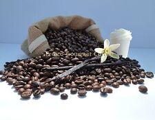 Vanilla Crema Granos De Café Con Sabor 100% Grano Arábica or Café Molido