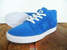 DC Scarpe RD GRAND MID SCARPE/Sneaker NUOVO BLU SCAMOSCIATO ROB DYRDEK Shoe CO