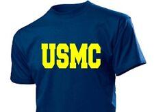 """"""" USMC """" Tee-shirt US Army Armée de l'air militaire Taille 3-5xl entraînement"""