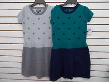Girls Nautica $38.50 Polka Dot Dresses Size 7 - 12