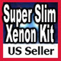 SLIM BALLAST HID Xenon Kit 5202 9005 9007 H13 9008 9006