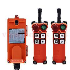 Fernbedienung f21-e1b AC//dc18/V-65/V 1/Sender + 1/Empf/änger Hoist Crane Kabellose Fernbedienung