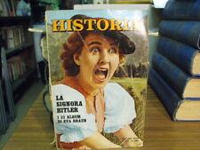 HISTORIA - LA SIGNORA HITLER - GIUGNO 1966 n. 103 (n4)
