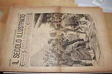 [BTR] IL SECOLO ILLUSTRATO DELLA DOMENICA 1900 563 CINA ASSEDIO DI PECHINO